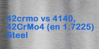 42crmo vs 4140 vs 42CrMo4 en 1.7225 Steel