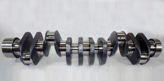 42CrMo steel crankshaft