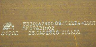 q420 steel plate